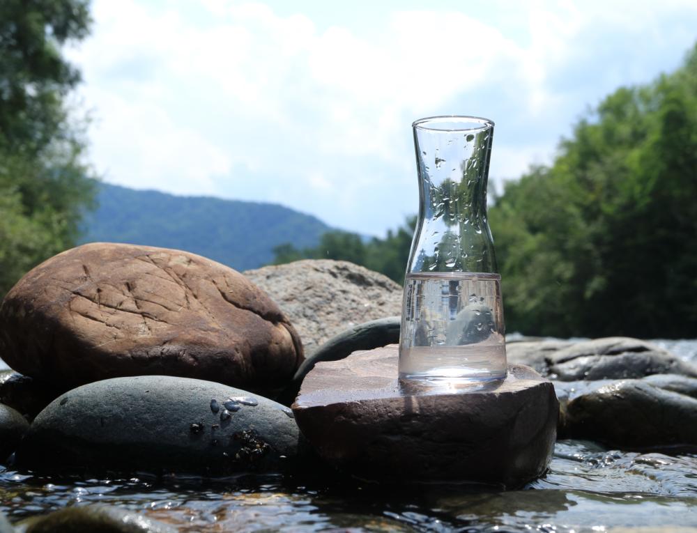Voorziening van ongezuiverd water
